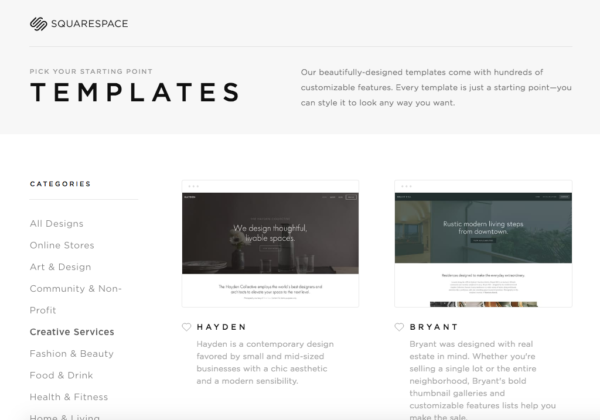 is squarespace right for you jim jacobs